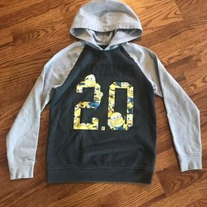 Epic Threads Minions Hoodie, Size L